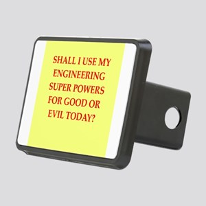 engineer Rectangular Hitch Cover