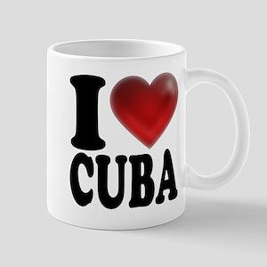 I Heart Cuba Mug