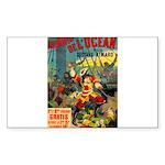 Les Rois De L'Ocean (189 Sticker (Rectangle 10 pk)