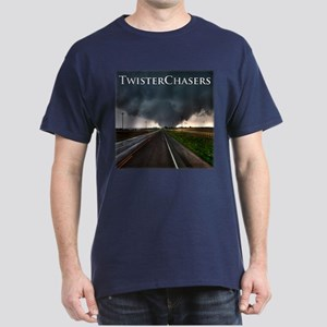 TwisterChasers Tornado Dark T-Shirt