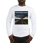 TwisterChasers Tornado Long Sleeve T-Shirt