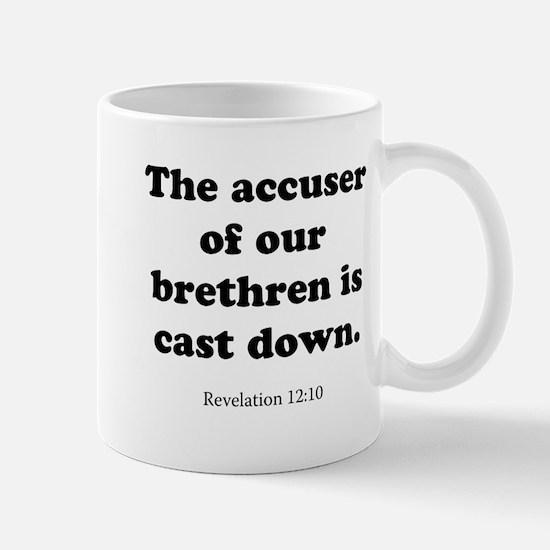 Revelation 12:10 Mug