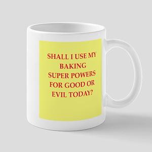 BAKING Mug