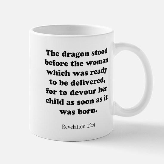 Revelation 12:4 Mug