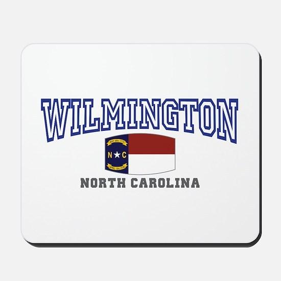 Wilmington, North Carolina NC USA Mousepad