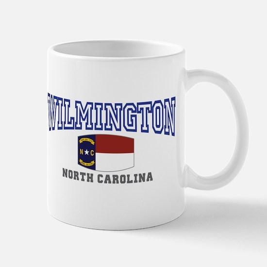 Wilmington, North Carolina NC USA Mug