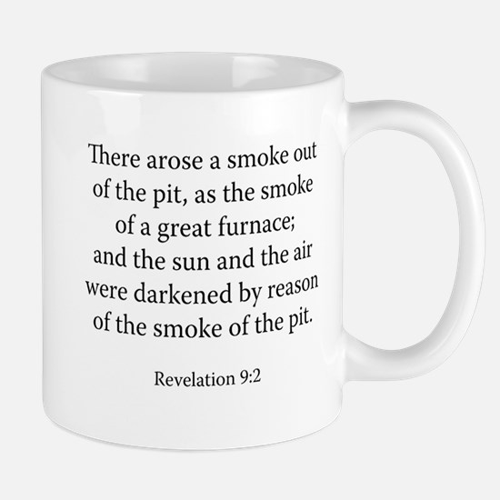 Revelation 9:2 Mug