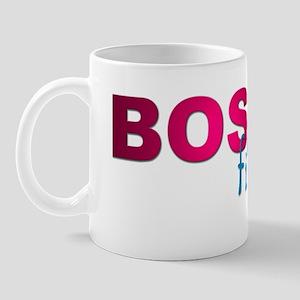 Pink Boss Filly Mug
