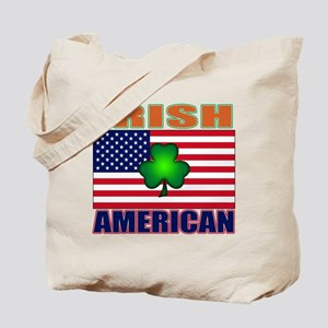 Irish American Pride Tote Bag