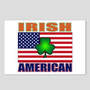 Irish American Pride Postcards (Package of 8)
