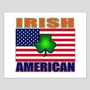 Irish American Pride Small Poster