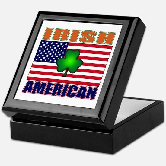 Irish American Pride Keepsake Box