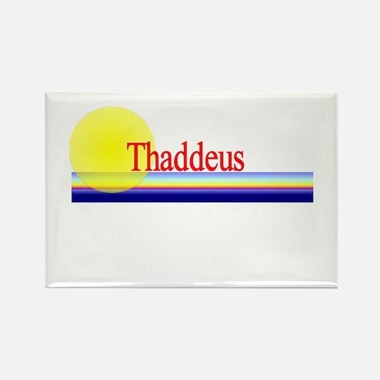 Thaddeus Rectangle Magnet