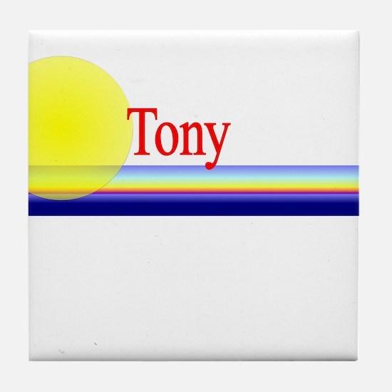 Tony Tile Coaster