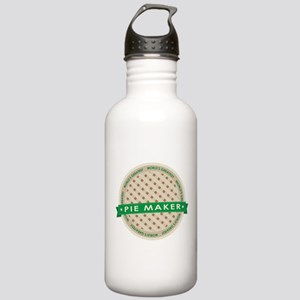 Apple Pie Maker Stainless Water Bottle 1.0L