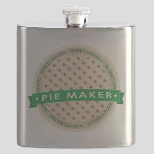Apple Pie Maker Flask