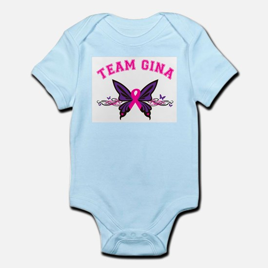 Team Gina Infant Bodysuit