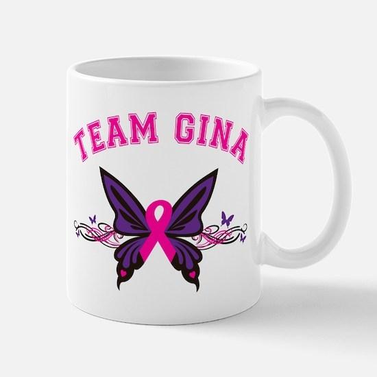 Team Gina Mug