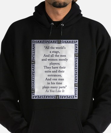 All The Worlds A Stage Sweatshirt