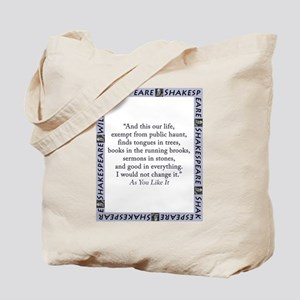 And This Our Life Tote Bag