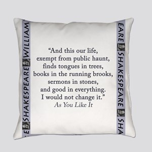 And This Our Life Everyday Pillow