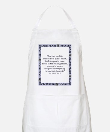 And This Our Life Light Apron