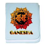 Ganesha bonji baby blanket