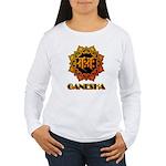 Ganesha bonji Women's Long Sleeve T-Shirt