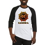 Ganesha bonji Baseball Jersey