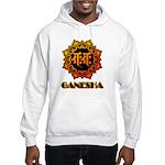 Ganesha bonji Hooded Sweatshirt