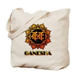 Ganesha bonji Tote Bag