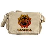 Ganesha bonji Messenger Bag