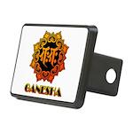 Ganesha bonji Rectangular Hitch Cover