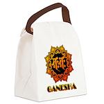 Ganesha bonji Canvas Lunch Bag