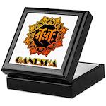 Ganesha bonji Keepsake Box