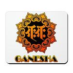 Ganesha bonji Mousepad