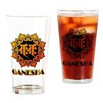 Ganesha bonji Drinking Glass