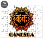 Ganesha bonji Puzzle