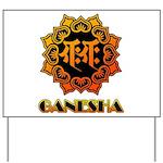Ganesha bonji Yard Sign