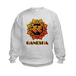 Ganesha bonji Kids Sweatshirt