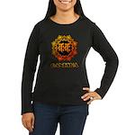 Ganesha bonji Women's Long Sleeve Dark T-Shirt