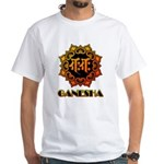 Ganesha bonji White T-Shirt