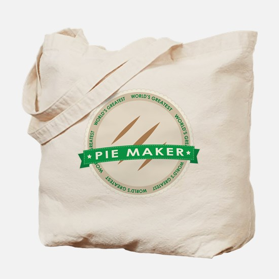 Apple Pie Maker Tote Bag