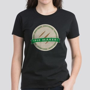 Apple Pie Maker Women's Dark T-Shirt