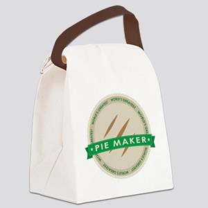 Apple Pie Maker Canvas Lunch Bag