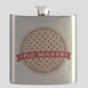 Cherry Pie Maker Flask