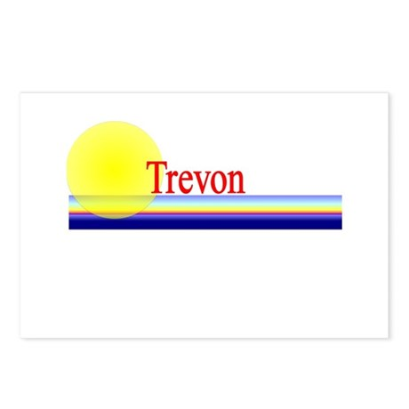Trevon Postcards (Package of 8)