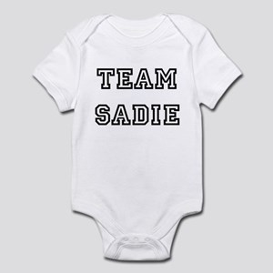 TEAM SADIE T-SHIRTS Infant Creeper