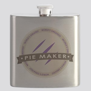 Plum Pie Maker Flask