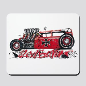 Red Baron Light Mousepad